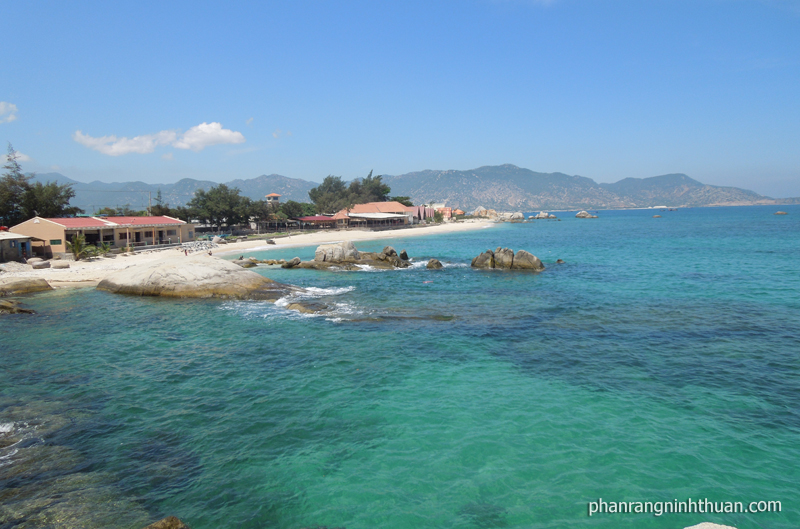 The beautiful beaches of Phan Rang, Ninh Thuan